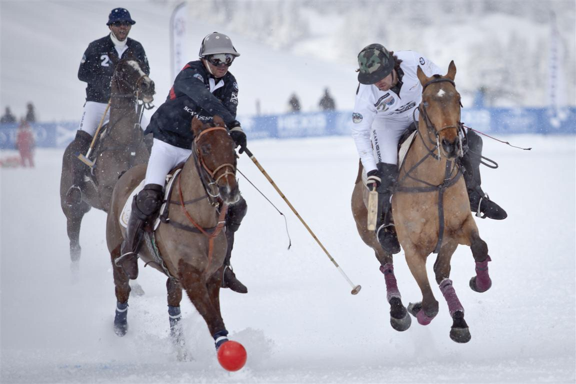 BMW Polo Masters Courchevel 2013 @Morgane Delfosse