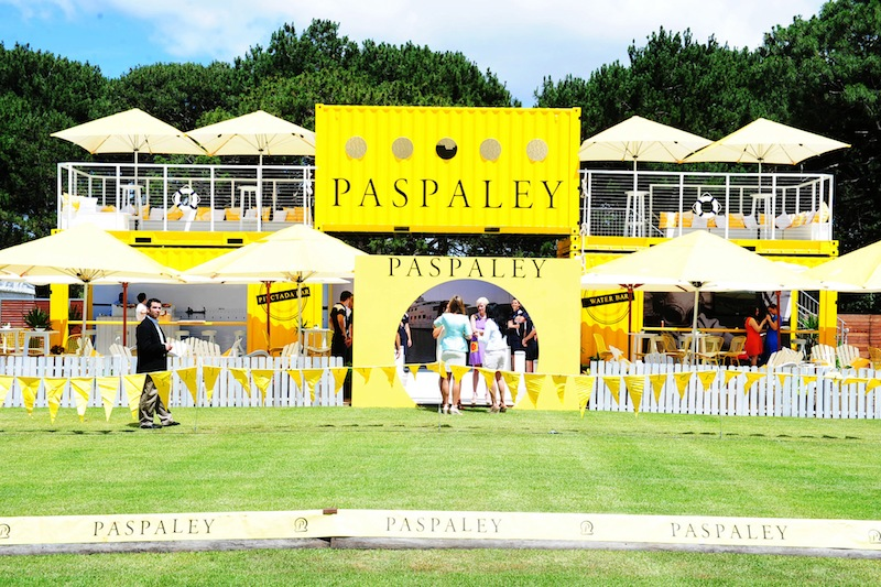 2012 Paspaley Polo Sydney