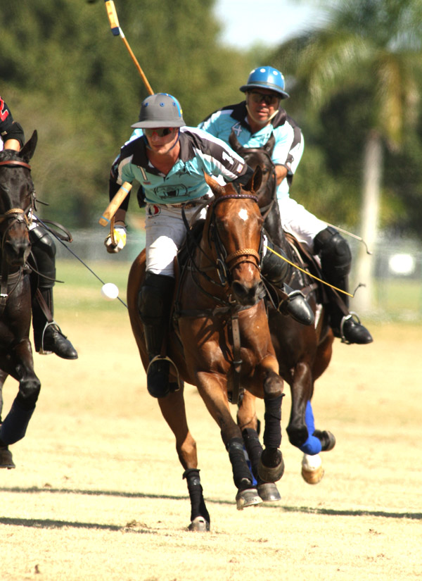 Audi vs. Berlin Polo USPA North American Cup semifinals