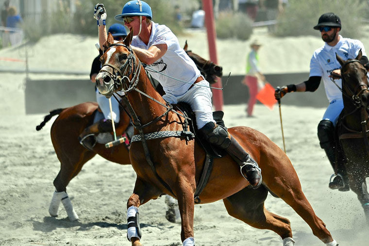 Beach Polo Returns To Hotel Del Coronado