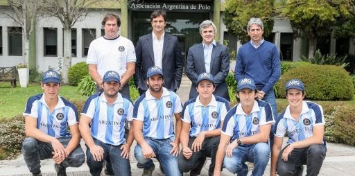 Australia News AAP: Selection Argentina de Polo
