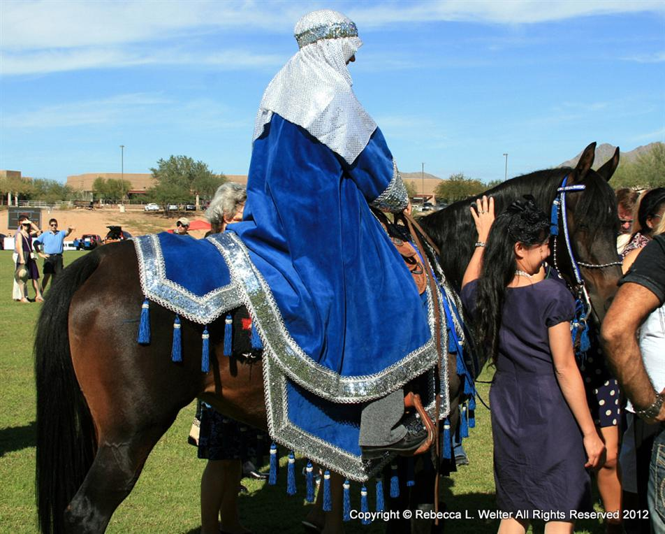 Rebecca Welter Behind the Scenes Scottsdale  Polo # 2