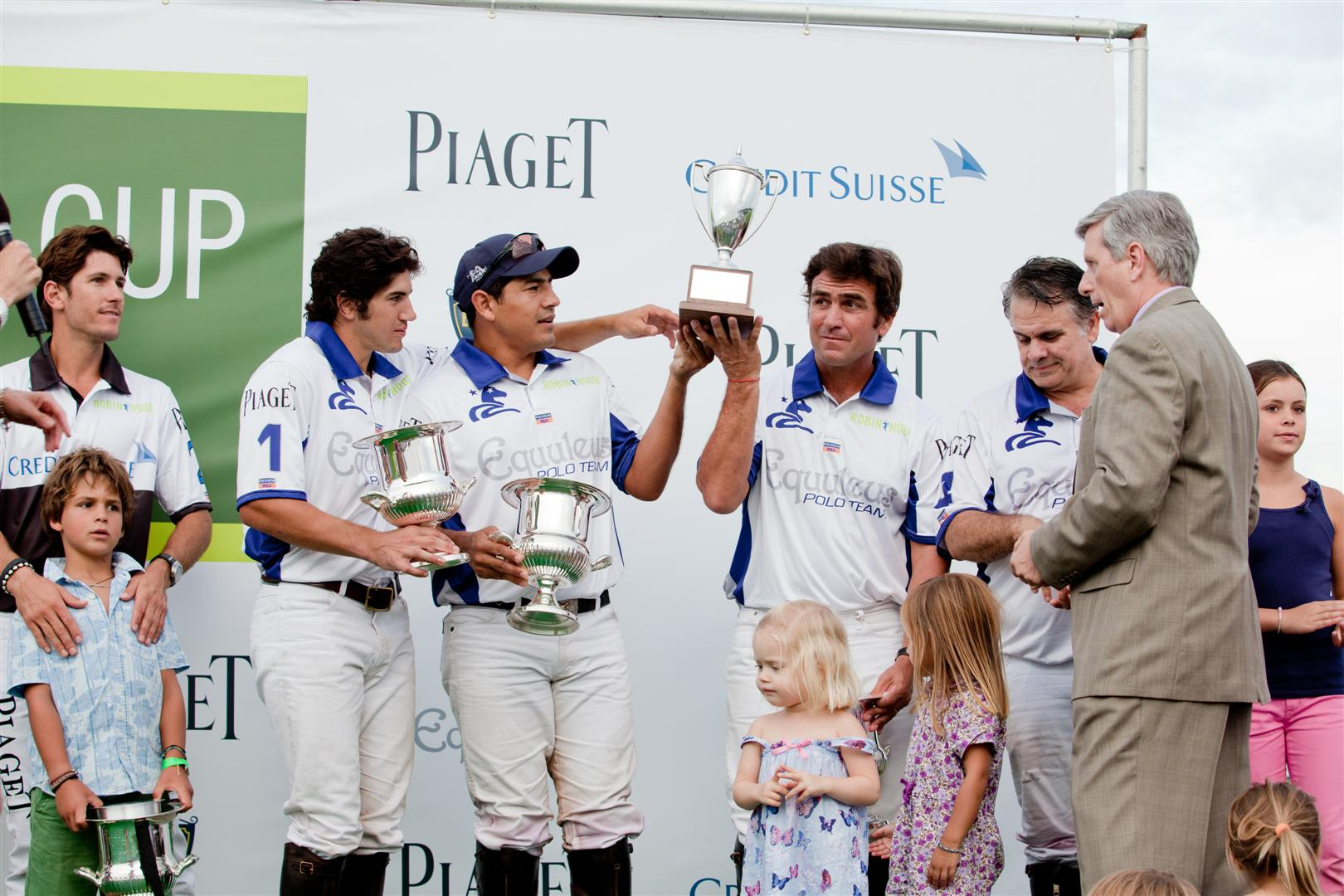 New Hamptons Polo Tournament
